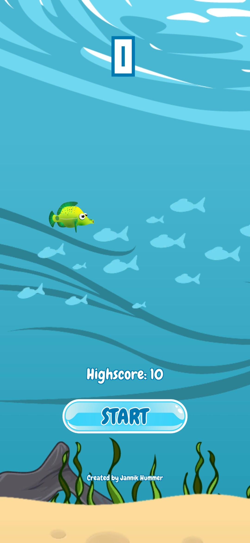 Tappy Fish Screenshot