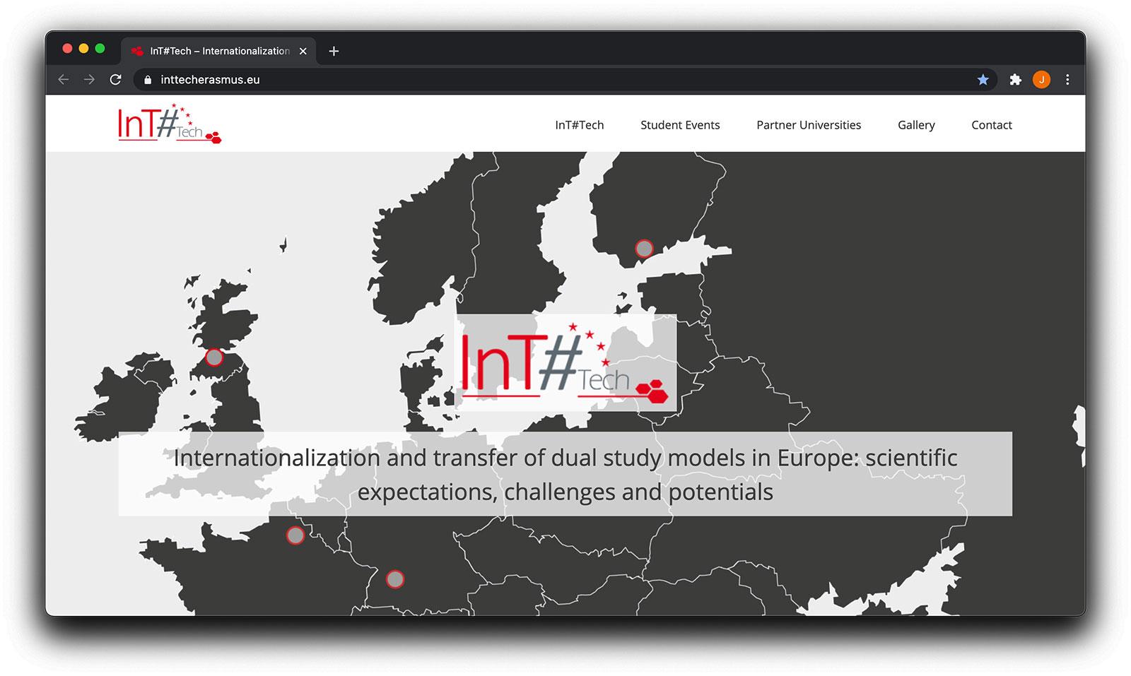 InT#Tech Screenshot